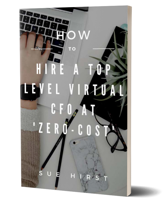 How to hire a top-level Virtual CFO for zero-cost