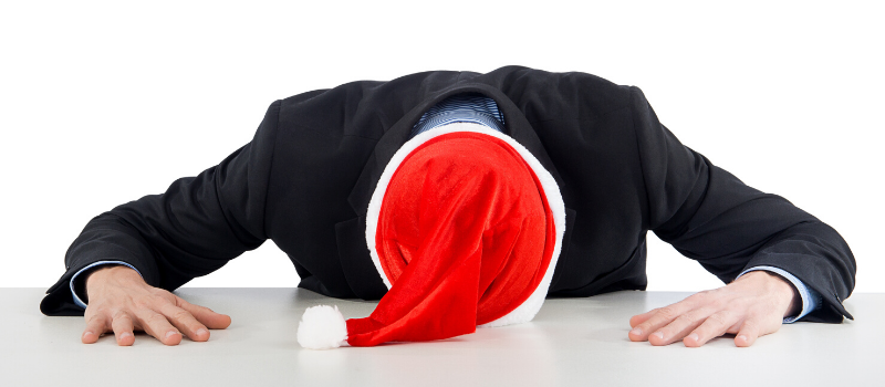 Christmas slow-down